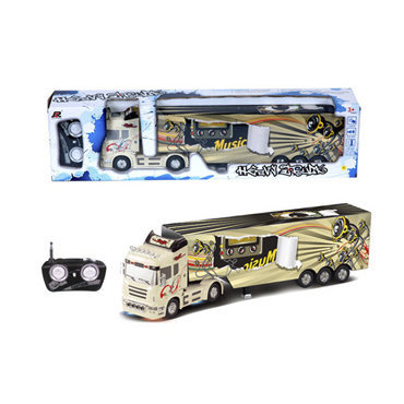 Фура Rui Chuang Heavy Truck QY0202A 1/32