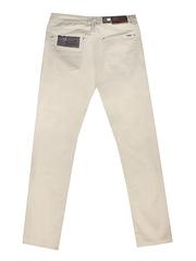 SA51076 джинсы мужские, светло-бежевые
