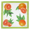 Салфетки 4 шт 40x40 Blonder Home Citrus