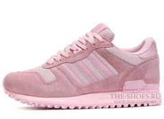 Кроссовки Женские Adidas ZX 750 All Pink