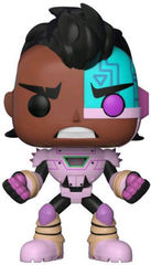 Pop Television Teen Titans GO! 605 Cyborg Funko figure