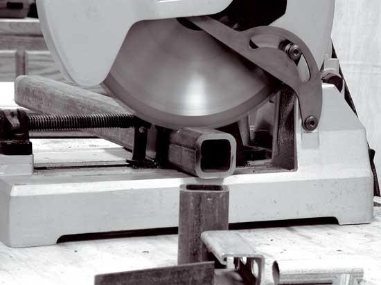 Отрезная пила по металлу MAKITA LC1230