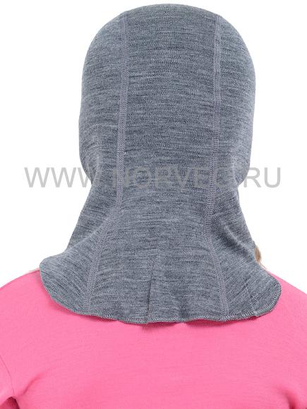 NORVEG SOFT детская шлем-маска с шерстью мериносов для мальчиков