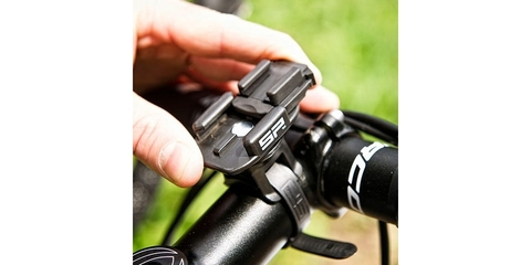 Крепления для смартфона SP Adhesive&Adapter Kit крепление на велосипед
