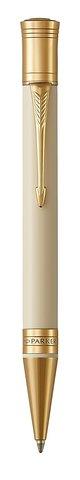 Шариковая ручка Parker Duofold Ivory & Black GT123