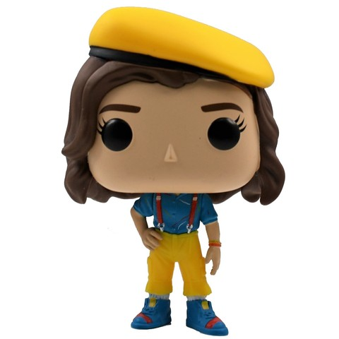 Фигурка Funko POP! Vinyl: Stranger Things: Eleven in Yellow Outfit (Exc) 38540
