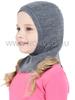 NORVEG SOFT шлем-маска с шерстью мериносов для девочек
