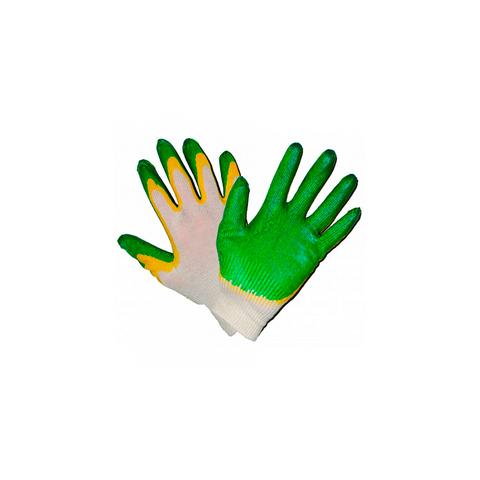 Перчатки 2-ой латексный облив