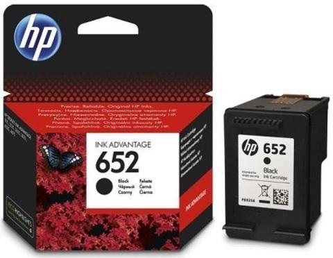 Картридж Hewlett-Packard (HP) F6V25AE №652