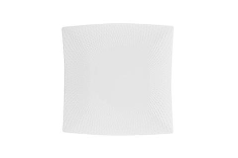 Квадратная тарелка Даймонд без инд.упаковки