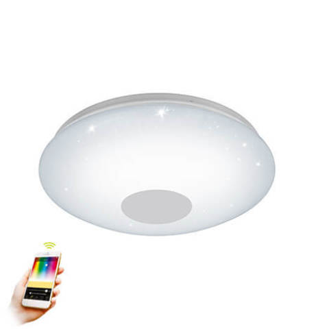 Светильник светодиодный настенно-потолочный умный свет EGLO connect Eglo VOLTAGO-C 96684