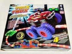Конструктор Машинки Монстр Trix Trux, 2 маш.