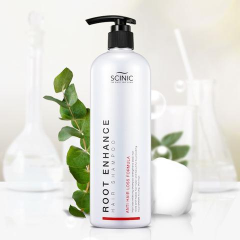 Шампунь против выпадения волос без сульфатов и силиконов, 480 мл / Scinic Root Enhance Hair Shampoo