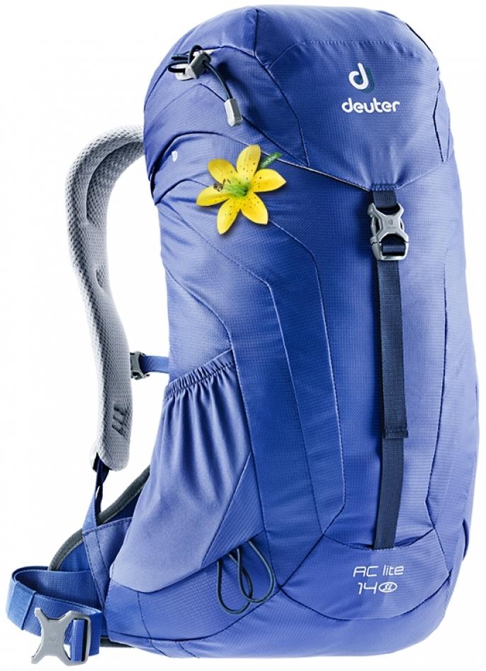 Туристические рюкзаки легкие Рюкзак женский Deuter AC Lite 14 SL image2__1_.jpg