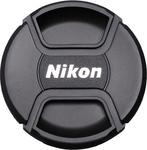 Крышка для объективов для Nikon с надписью Nikon 62мм (как оригинал)
