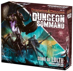 Dungeon Command: Sting of Lolth / Жало Лолт