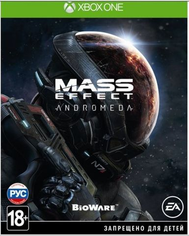 Microsoft Xbox One Mass Effect: Andromeda (русская документация)