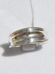 Джаз (кольцо  из серебра)