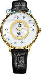 Женские наручные швейцарские часы Cover Co158.09