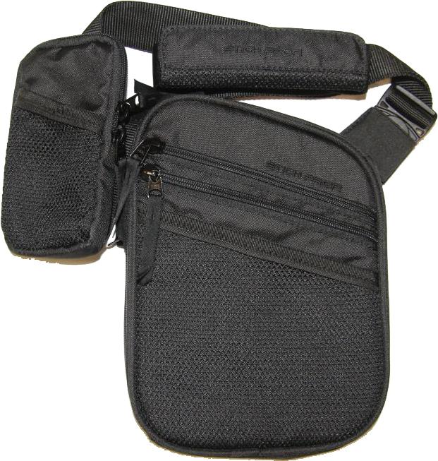 Сумка для ношения оружия «Спорт» черная