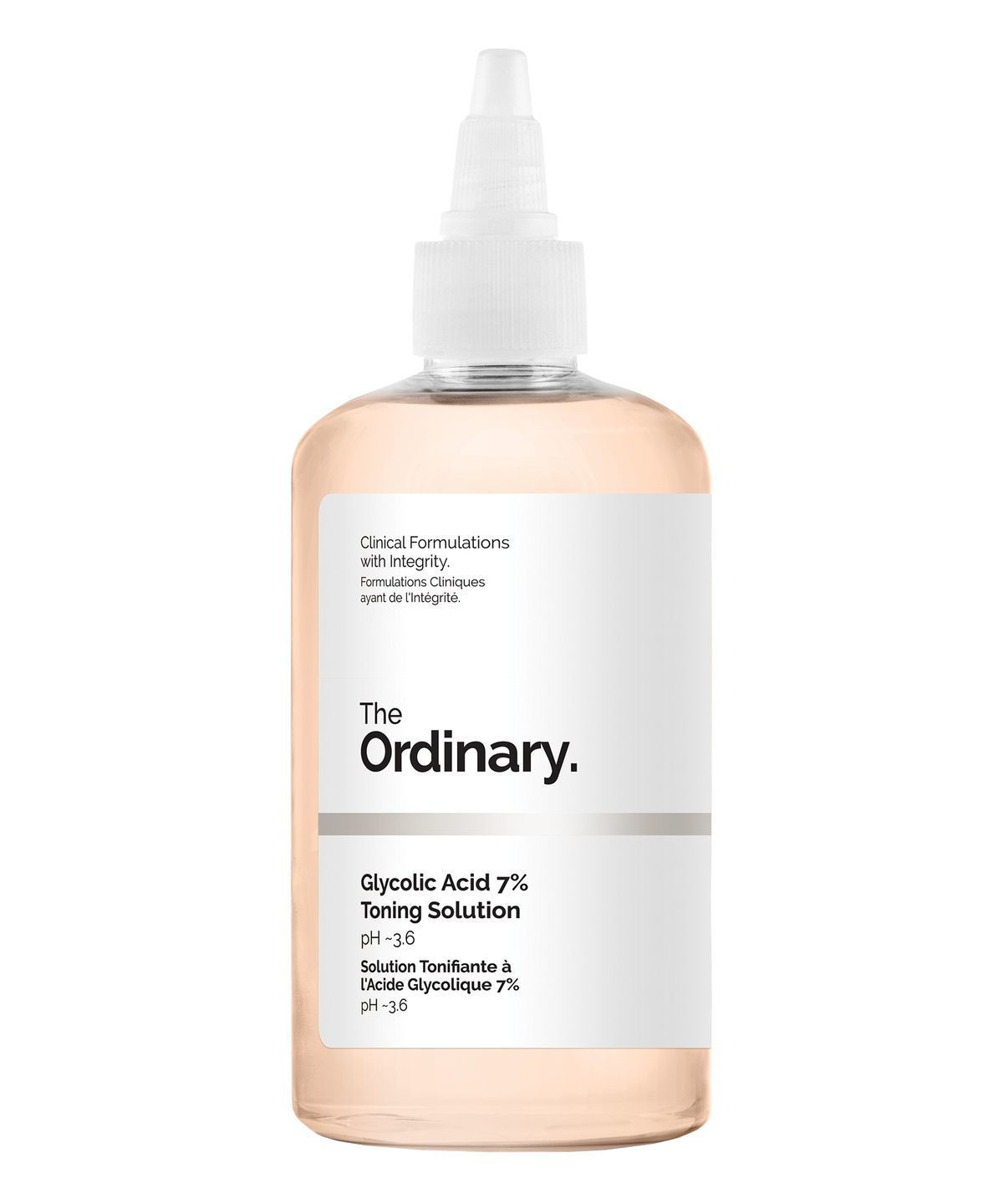 The Ordinary Glycolic Acid 7% Toning Solution тоник для лица 240 мл