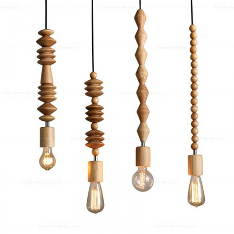 BRIGHT BEADS PENDANT LIGHT