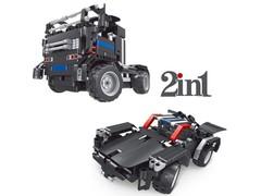 Радиоуправляемый конструктор - грузовик