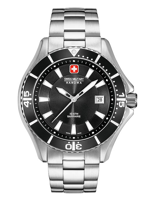 Часы мужские Swiss Military Hanowa 06-5296.04.007 Nautila
