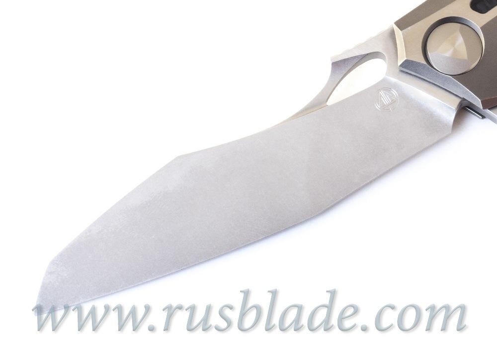 Sinkevich FULL CUSTOM KNIFE DO