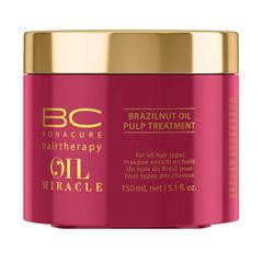 Маска с маслом бразильского ореха для всех типов волос Schwarzkopf BC Bonacure Oil Miracle Brazilnut Oil Treatment