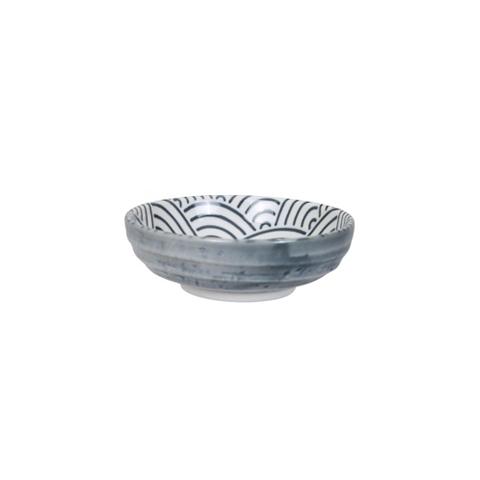 Тарелка Tokyo Design Studio Nippon Grey 8366