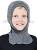 Шлем-маска с шерстью мериноса Norveg Soft 12WU-014 серая - Интернет-магазин  Five-Sport.ru