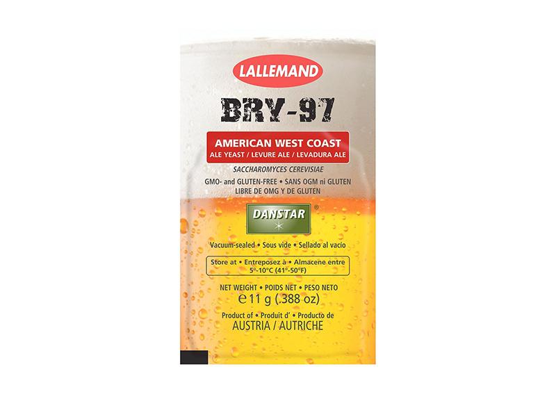 Дрожжи пивные Дрожжи пивные Danstar Lallеmand BRY-97 American West Coast Yeast 11г 9141_P_1453486049764.jpg