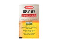 Дрожжи пивные Danstar Lallеmand BRY-97 American West Coast Yeast 11г