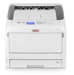 Цветной принтер OKI C823DN