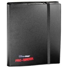 Ultra Pro - Чёрный альбом для хранения карт с листами 3*3