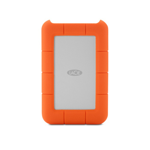 Внешний жесткий диск - LaCie Rugged USB 3.0 Thunderbolt Series 256GB Solid State Drive