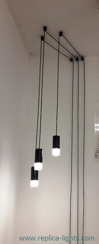 replica Wireflow Chandelier 3 lights