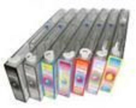 Картриджи дозаправляемые Epson Stylus Pro 4880 - 8 шт х 300мл с чипами.