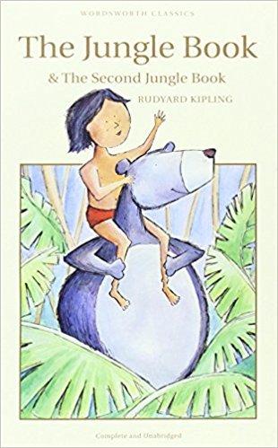 Kitab The Jungle Book & Second Jungle Book | Eleanor H Porter
