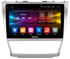 Штатная магнитола на Android 8.1 для Toyota Camry v40 06-11 Ownice G10 S1606E