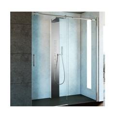 Дверь душевая в нишу раздвижная правая 160х200 см Ideal Standard Magnum T9654YE фото