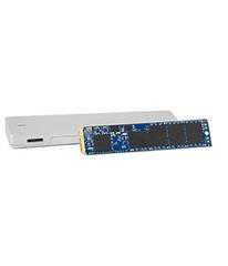 Комплект SSD и чехол OWC 500GB Aura Pro 6G для Macbook Air 2010-2011 + Envoy бокс для штатного SSD