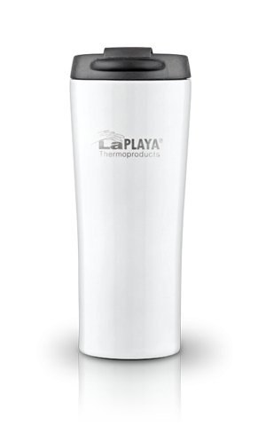 Термокружка La Playa Vacuum Travel Mug (0,4 литра) белая