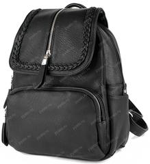 Рюкзак женский PYATO 32-2022 Черный