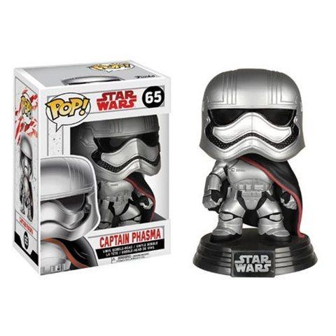 Star Wars  Captain Pasma Pop! Vinyl Figure || Капитан Фазма