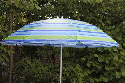 Зонт пляжный от солнца BU-007 180 см
