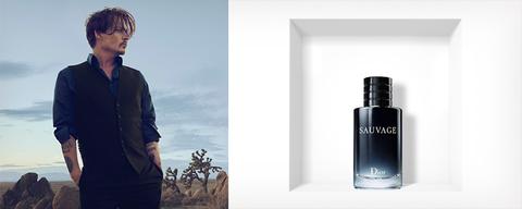Christian Dior Sauvage 2015 Миниатюра