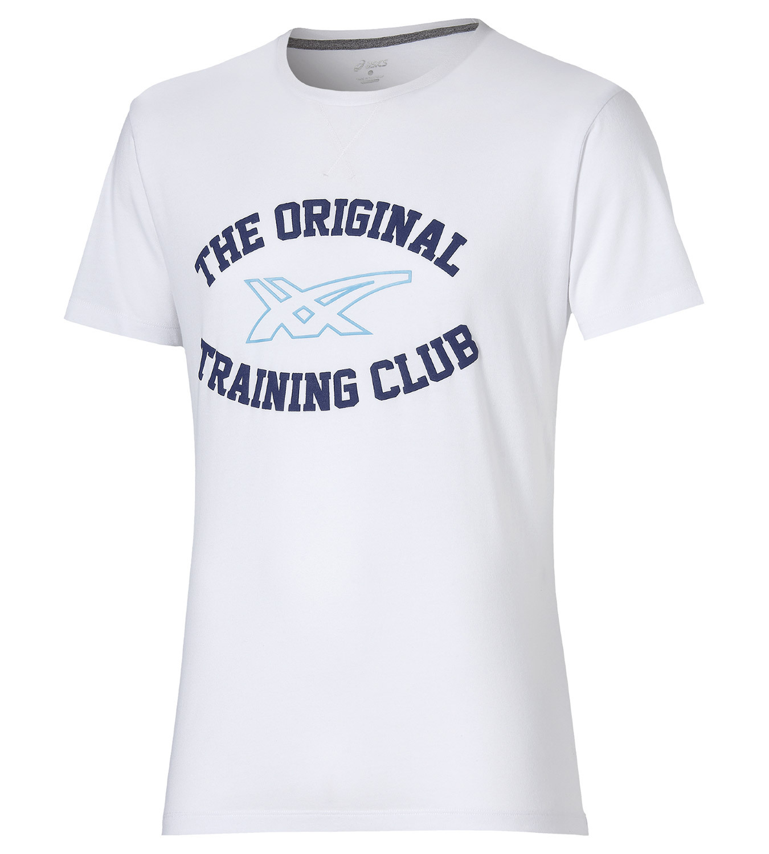 Мужская футболка Asics Graphic SS Top (125074 0001)