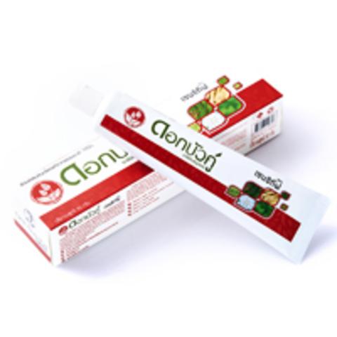 Зубная паста для чувствительных зубов Twin Lotus Dok Bua Ku Herbal Tooth Paste Sensitive на травах